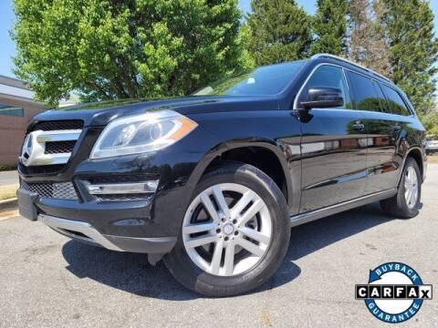 2016 Mercedes-Benz GL-Class for sale at Carma Auto Group in Duluth GA
