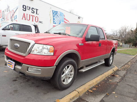 2004 Ford F-150 for sale at Tommy's 9th Street Auto Sales in Walla Walla WA