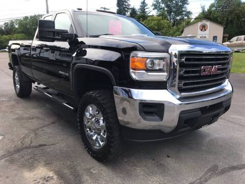 2015 GMC Sierra 2500HD for sale at Pop's Automotive in Homer NY