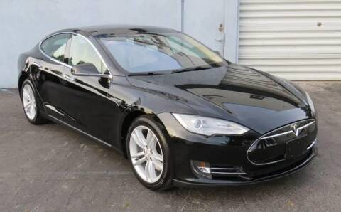 2013 Tesla Model S for sale at JumboAutoGroup.com - Carsntoyz.com in Hollywood FL