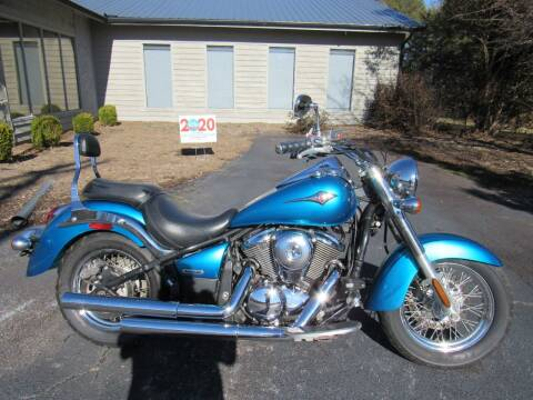 2007 Kawasaki Vulcan 900 Classic LT for sale at Blue Ridge Riders in Granite Falls NC