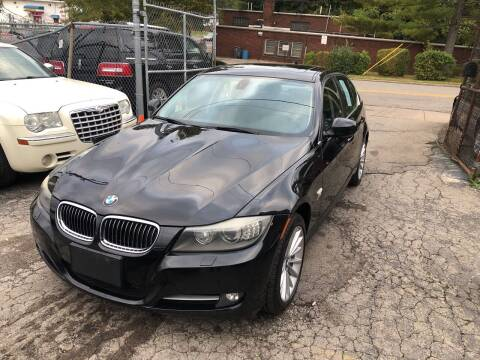 2010 BMW 3 Series for sale at Six Brothers Auto Sales in Youngstown OH
