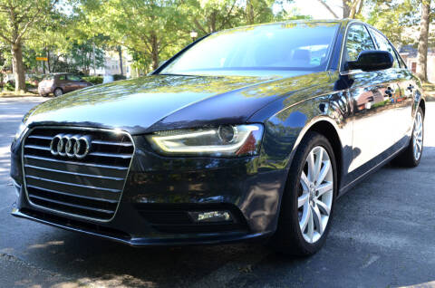 2013 Audi A4 for sale at Wheel Deal Auto Sales LLC in Norfolk VA