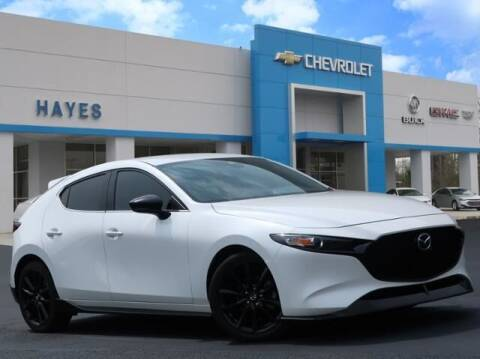 2020 Mazda Mazda3 Hatchback for sale at HAYES CHEVROLET Buick GMC Cadillac Inc in Alto GA
