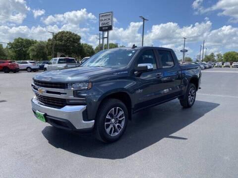2019 Chevrolet Silverado 1500 for sale at DOW AUTOPLEX in Mineola TX