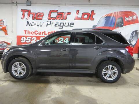 2013 Chevrolet Equinox for sale at The Car Lot in New Prague MN