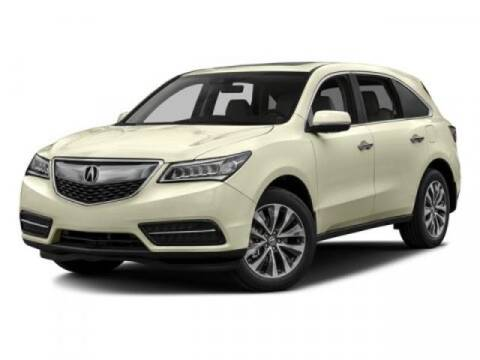 2016 Acura MDX for sale at SPRINGFIELD ACURA in Springfield NJ