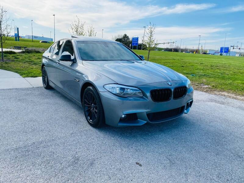 2011 BMW 5 Series for sale at Airport Motors in Saint Francis WI