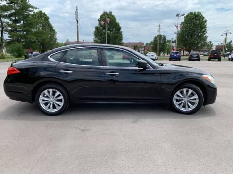 2011 Infiniti M37 for sale at St. Louis Used Cars in Ellisville MO