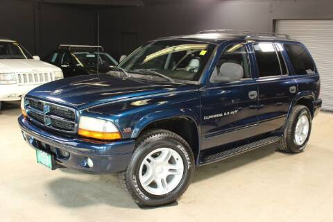 2000 Dodge Durango for sale at AUTOLEGENDS in Stow OH