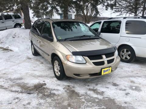 2002 Dodge Grand Caravan for sale at Blakes Auto Sales in Rice Lake WI
