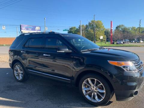 2015 Ford Explorer for sale at Xtreme Motors Inc. in Indianapolis IN