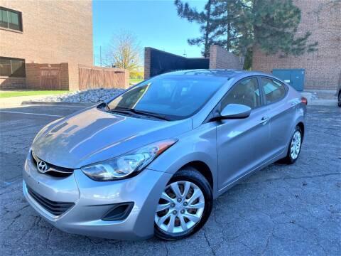 2012 Hyundai Elantra for sale at CarDen in Denver CO