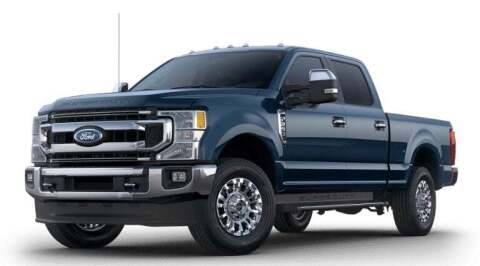 2021 Ford F-250 Super Duty for sale at McLaughlin Ford in Sumter SC