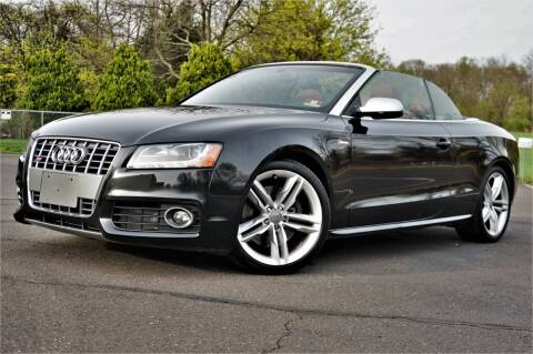 2010 Audi S5 for sale at Speedy Automotive in Philadelphia PA