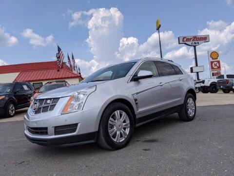 2010 Cadillac SRX for sale at CarZoneUSA in West Monroe LA