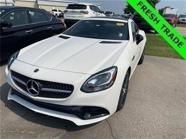2020 Mercedes-Benz SLC SLC 300