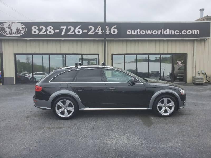 2015 Audi Allroad for sale at AutoWorld of Lenoir in Lenoir NC