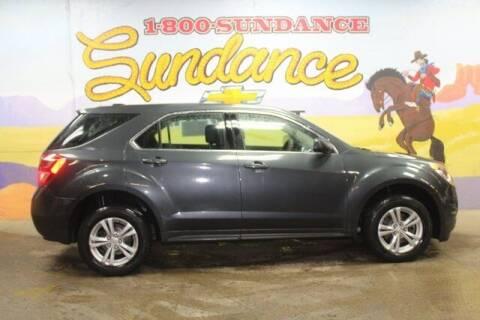 2017 Chevrolet Equinox for sale at Sundance Chevrolet in Grand Ledge MI