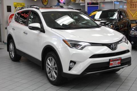 2017 Toyota RAV4 for sale at Windy City Motors in Chicago IL