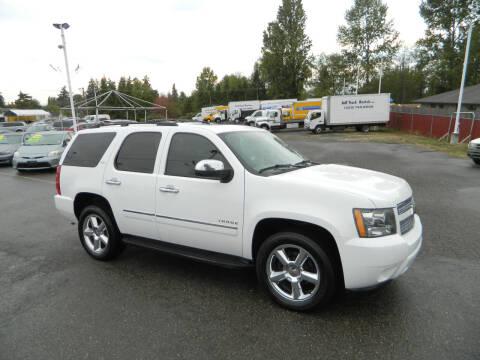 2011 Chevrolet Tahoe for sale at J & R Motorsports in Lynnwood WA
