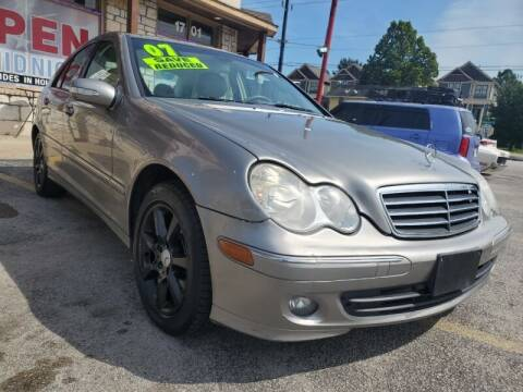 2007 Mercedes-Benz C-Class for sale at USA Auto Brokers in Houston TX