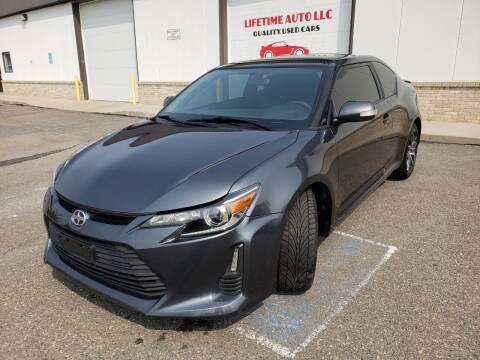 2014 Scion tC for sale at Lifetime Auto LLC in Commerce City CO