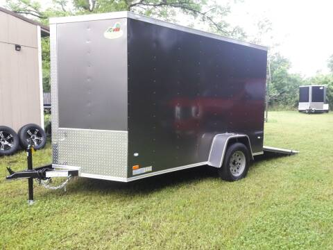 2019 Covered wagon  cw 6x10  for sale at Texas Auto Trailer Exchange - 6 x Trailers in Cleburne TX