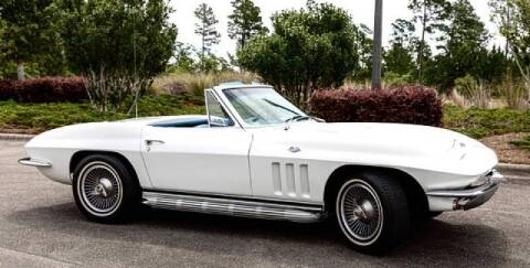1966 Chevrolet Corvette STING RAY  for sale at Suncoast Sports Cars and Exotics in West Palm Beach FL