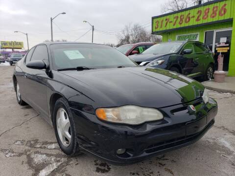 2005 Chevrolet Monte Carlo for sale at Empire Auto Group in Indianapolis IN