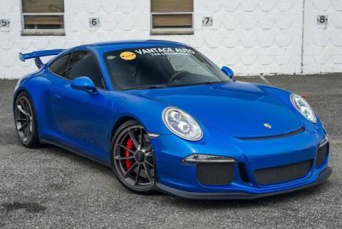 2015 Porsche 911 for sale at Vantage Auto Group - Vantage Auto Wholesale in Moonachie NJ