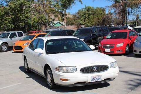 2004 Buick LeSabre for sale at Car 1234 inc in El Cajon CA