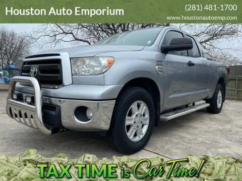2012 Toyota Tundra for sale at Houston Auto Emporium in Houston TX
