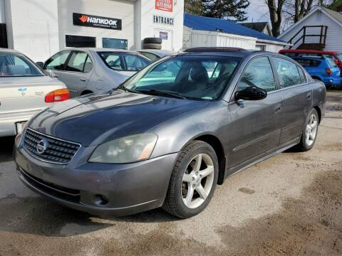 2005 Nissan Altima for sale at Ericson Auto in Ankeny IA