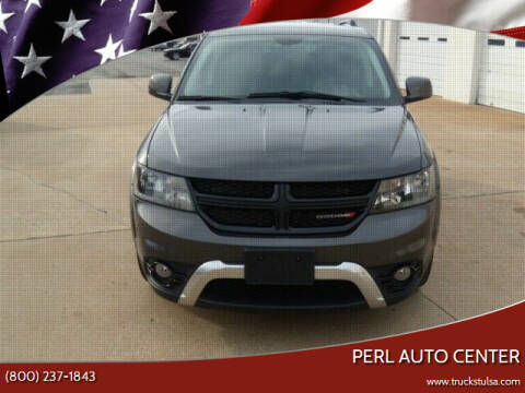 2018 Dodge Journey for sale at PERL AUTO CENTER in Coffeyville KS