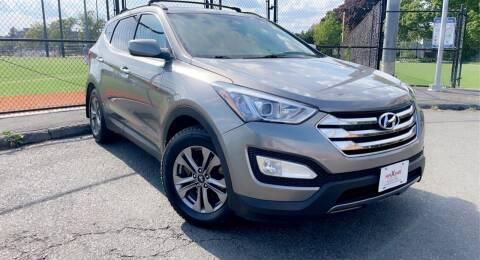 2015 Hyundai Santa Fe Sport for sale at Maxima Auto Sales in Malden MA