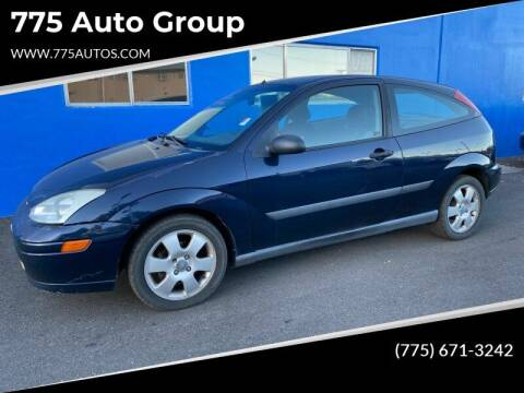 2002 Ford Focus for sale at City Auto Sales in Sparks NV