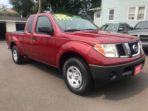 2007 Nissan Frontier for sale at Alexander Antkowiak Auto Sales in Hatboro PA