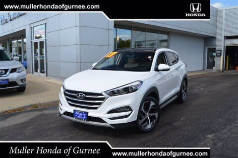 2017 Hyundai Tucson for sale at RDM CAR BUYING EXPERIENCE in Gurnee IL