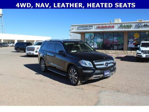 2016 Mercedes-Benz GL-Class for sale at STANLEY FORD ANDREWS in Andrews TX