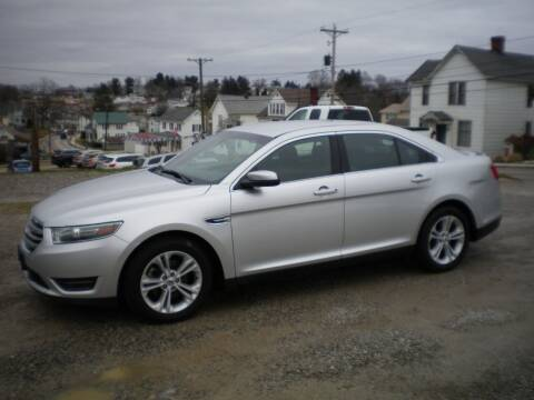 2016 Ford Taurus for sale at Starrs Used Cars Inc in Barnesville OH