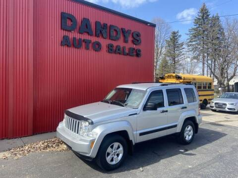 2012 Jeep Liberty for sale at Dandy's Auto Sales in Forest Lake MN