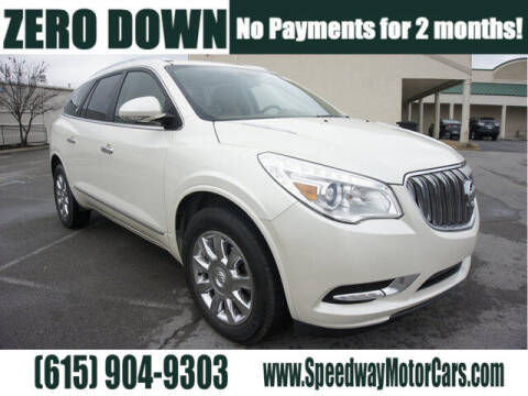 2014 Buick Enclave for sale at Speedway Motors in Murfreesboro TN