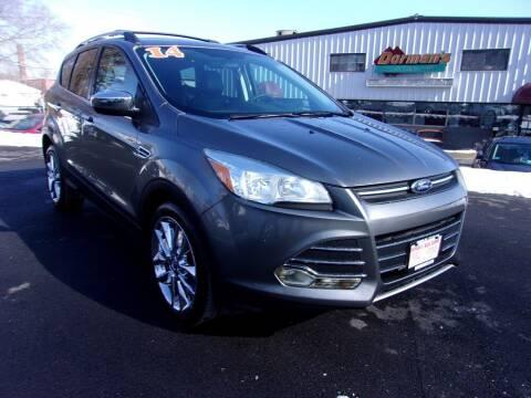 2014 Ford Escape for sale at Dorman's Auto Center inc. in Pawtucket RI