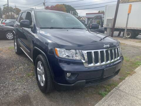 2012 Jeep Grand Cherokee for sale at Charles and Son Auto Sales in Totowa NJ