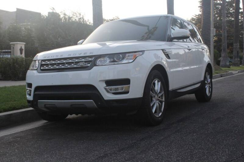 2014 Land Rover Range Rover Sport for sale in Los Angeles, CA