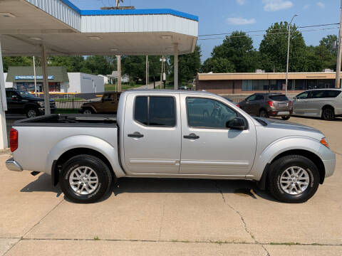 2014 Nissan Frontier for sale at GRC OF KC in Gladstone MO