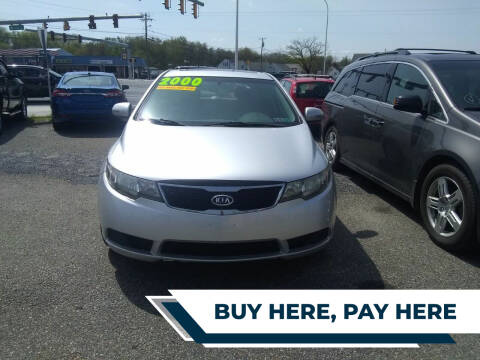 2011 Kia Forte5 for sale at Marino's Auto Sales in Laurel DE