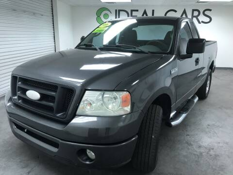 2006 Ford F-150 for sale at Ideal Cars Apache Junction in Apache Junction AZ
