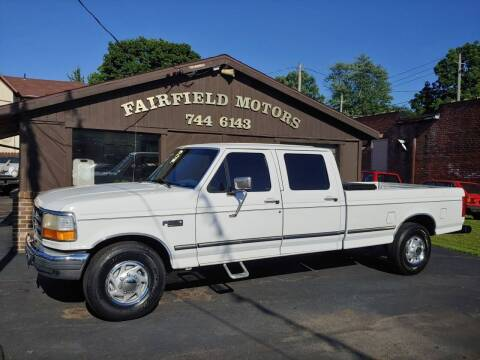 1997 Ford F-350 for sale at Fairfield Motors in Fort Wayne IN